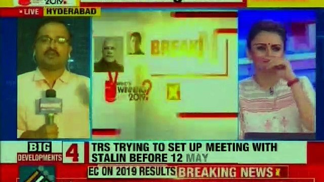 Polls 2019: Chandrababu Naidu, Opposition leaders meet Election Commission over VVPAT slips counting