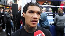 'IM NOT CALLING JOSH KELLY OUT - ALL I SAID IS THAT I WOULDNT SHY AWAY FROM THAT FIGHT' - CONOR BENN