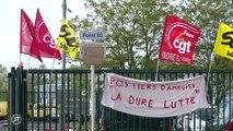 Centre de tri d'Amboise : un accord après 14 jours de grève