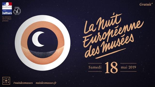 Clip Nuit européenne des musées 2019