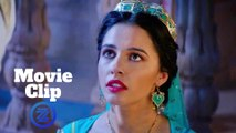 "Aladdin Movie Clip - ""A Whole New World"" (2019) Mena Massoud, Naomi Scott Comedy Movie HD"