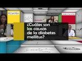 003 CUALES SON LAS CAUSAS DE LA DIABETES MELLITUS