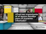 009 QUE TAN IMPORTANTE ES EL APOYO FAMILIAR PARA EL PACIENTE INFARTADO