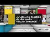 004 QUIEN ESTA EN RIESGO DE DESARROLLAR CALCULOS URINARIOS