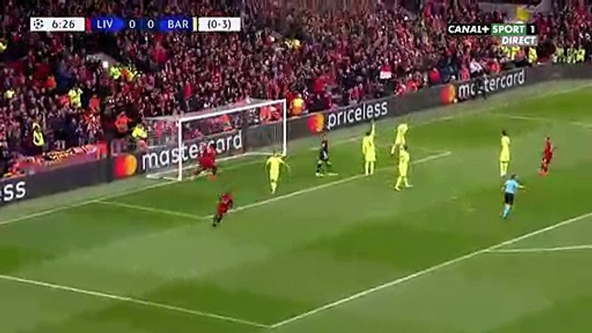 LDC (07/05) – Liverpool FC / FC Barcelone – But d'Origi