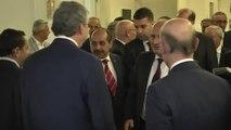 Bakan Turhan, Tdmmb ve Türksoy'un İftar Yemeğine Katıldı