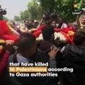 A New Killing Spree Begins In Gaza