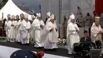 Balkans : le pape encourage le dialogue