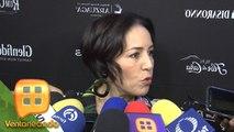 Stephanie Salas no opina sobre las revelaciones que Michelle Salas hizo sobre su papá Luis Miguel.