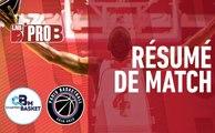 PRO B : Chartres vs Paris (J31)
