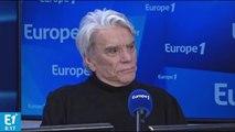 Agacé par les questions d'Audrey Crespo-Mara, Bernard Tapie quitte le studio d'Europe 1