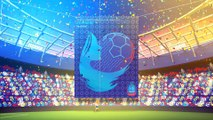 Découvrez le poster inédit aux couleurs du Havre pour la Coupe du Monde Féminine de la FIFA, France 2019™