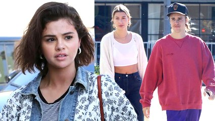 Justin Bieber Is Keeping His Distance From Selena Gomez For Wife Hailey Baldwin