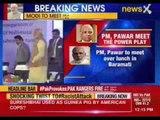 Modi had met NCP chief Sharad Pawar
