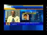 ICC Cricket World Cup 2015: Ravichandran Ashwin stars in India's biggest world cup win