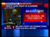 Jammu & Kashmir CM Mufti Mohammed condemns Kashmir attack as 'anti-Islamic'