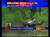 Two poachers killed in Kaziranga National Park in Assam