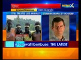 London-based charity claims Jarawa tribes exploited by outsiders
