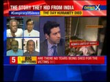 Nation at 9: Why has no political party not flagged the brutality in South 24 Parganas?
