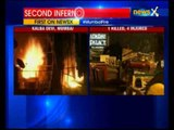 Mumbai: Fire breaks out in 4-storey building, 6 injured