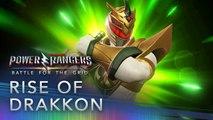 Power Rangers : Battle for the Grid - Trailer 'Rise of Drakkon'