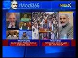 Nation at 9: Row over #Modi365 slogan, It's a Jumla Sarkar says opposition