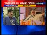 'NDA's bill is not anti-farmer