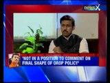 Exclusive: Rajyavardhan Rathore on NewsX with Rahul ShivShankar