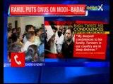 After Surjit's death, Rahul tells Modi, Badal not to ignore farmer's plight