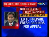 Lalit Modi row: MEA likely to move to Supreme Court if ED calls for revoking Lalit Modi's passport