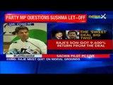Lalit Modi controversy: Rajasthan CM should quit, Modi should break his silence says Congress