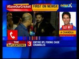 Former India pacer S Sreesanth speaks exclusively to NewsX