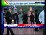 NewsX salutes Kargil Braves on Vijay Diwas celebrations
