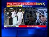 Tiger Memon rang up family before Yakub Memon's hanging, talked about revenge