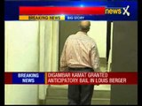 Louis Berger bribery case: Former Goa CM Digambar Kamat gets anticipatory bail