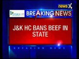 Jammu and Kashmir High Court bans sale of beef
