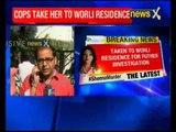 Sheena Bora Murder: Indrani taken to her Worli Residence