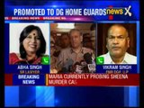Rakesh Maria promoted as DGP (Home Guards), Javed Ahmed is new Mumbai police chief