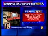 BJP demands action against Asiya Andrabi