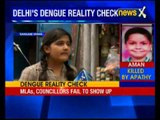 Dengue Crisis: Delhi still reels under filth, How long before netas wake up?