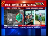 Hizbul terrorists now act like Netas in Jammu and Kashmir