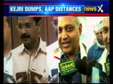 Domestic Violence Case: AAP's National Executive meet begins, decision on Somnath Bharti likely