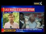 Bihar elections forward-backward caste struggle: Lalu Prasad Yadav