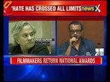 FTII protest: 10 filmmakers return National Awards