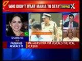 Involvement in Sheena Bora murder case probe cost Rakesh Maria ,says CM Devendra Fadnavis