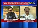 Parliamentary Affairs Minister Venkaiah Naidu speaks exclusively to NewsX