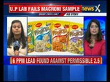 After Maggi noodles, UP lab finds Nestle's pasta unsafe