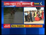 Chennai Floods: Water receding in several areas, says NDRF DG OP Singh
