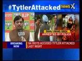 Jagdish Tytler attacked at wedding in Delhi
