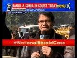 Subramanian Swamy reveals why he has taken Sonia Gandhi and Rahul Gandhi to court